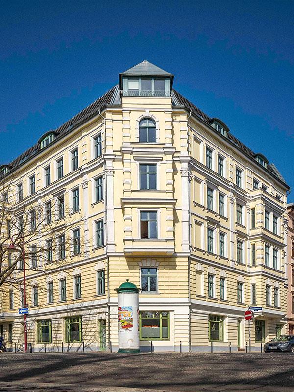 Immermannstrasse Magdeburg