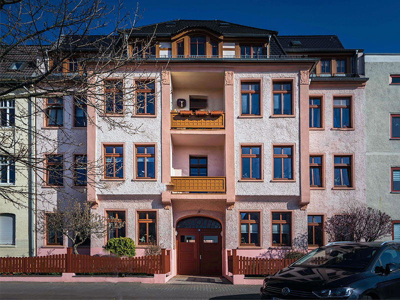 Harsdorfer Str. Magdeburg