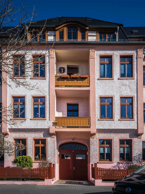 Harsdorfer-Str. Magdeburg