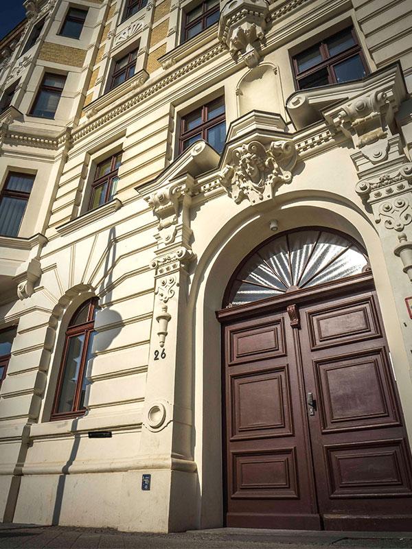 Leibnitzstraße Magdeburg